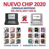 Chip De Juegos Digitales  Para Nintendo Dsi Xl Y 3ds Xl (7v)
