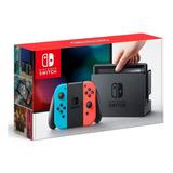 Nintendo Switch Nuevos Garantía  Tienda Fisica 350