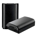 Tapa Para Baterias De Control De Xbox 360  Blanca Y Negra