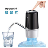 Dispensador Bomba Electrica Botellon D Agua Recargable Usb
