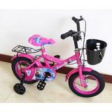 Bicicletas Rin 16 Para Niños Y Niñas  Nuevo Tienda Fisica