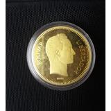 Moneda Conmemorativa Al Libertador