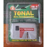 Protector Aire Acondicionado 220v,  Cava, Carga Pesada