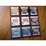 Juegos Ds Pokemon