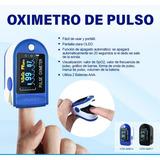 Oximetro De Pulso - Mide La Saturación De Oxigeno