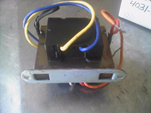 Transformador electrico cod 4131f usado esta como nuevo - Transformador electrico precio ...
