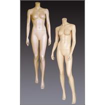 Maniquie Dama Mujer Femenino Cuepo Entero Fibra