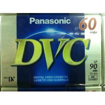 Mini Dvc Panasonic Para Filmadora
