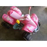 Moto Electrica Grande Barbie Kawasaki Original