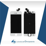 Pantalla Iphone  5c 5g 5s Lcd Original Blanca,negra