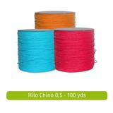 Rollo Hilo Cordon Chino - 0,5 Mm - 50 Yds
