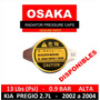 Tapa Radiador Kia Pregio 2002 A 2004 2.7 L Alta 0.9bar 13 Lb Kia Pregio