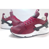 Nike Huarache Vinotinto
