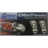 Alarma Genius Original. G14se87 Metalica. Antiscanner
