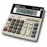 Calculadora Casio Ds-200ml Original 12 Digitos Oficina Solar