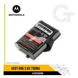 Bateria Para Motorola Kebt-086 B/c Sx600 Mh230r 53617