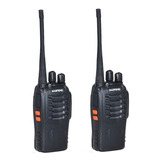 Radio Baofeng 888s Transmisor Portatil Uhf El Par