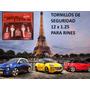 Tornillos De Seguridad L12125 Para Rines De Peugeot 504 Peugeot 504