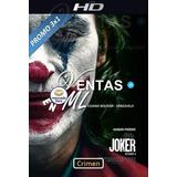 Joker [pelicula Digital] Español Latino (2019) Pago Móvil