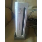 Nintendo Wii Blanco Como Nuevo50$ Chipeado Y Pendray De 32gb