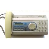 Rematando Telefono Fax Sharp Ux-p200
