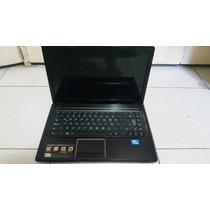 Laptop Lenovo G480 Intel Para Repuestos