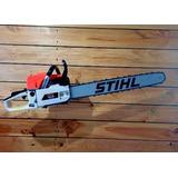 Motosierras Sthil Ms660 Espada De 70cm 48dientes Americanas