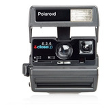 Camara Instantanea Polaroid 636 Closeup