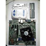 Tarjeta Madre Lenovo H61m+cpu I5 34570+ 4gb Ram+1 Tb Hdd