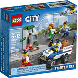 : Lego Lego City Policia Police Starter Set 60136 80 Piezas