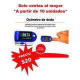 Oxi-me-tro De Pulso / 65 Dls (oficina Comercial)