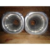 Difusor O Trompeta 2 Pulgada En Aluminio Pulido