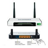 Modem 3g Movistar Router Wifi Tp-link Mr3420 X60verdes