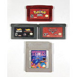 Juegos De Nintendo Gameboy Advance Color Originales Pokemon