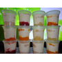 Envases Plasticos Para Yogurt 07 Onzas