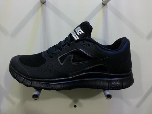 1f5b995c142fe cheap nuevos zapatos nike free run 5.0 caballero 43 44 todo negro e5883  ffa1b