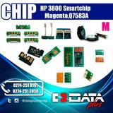 Set De 3 Chips Hp 3800,magenta,q7583a, 6000 Copias