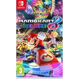 Juego Físico Mario Kart 8 De Luxe Nintendo Switch Nuevos