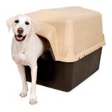 Petmate Casa Perros Large Perros Desde 23 A 41 Kilos