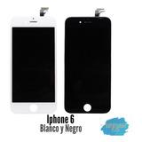 Pantallas iPhone 6. Blanca Y Negra.distribuidores.instalamos