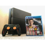 Playstation 4 500gb Garantia 6 Meses Ps4