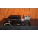Xbox 360 Slim. Chipiado 3.0. Usado Con 16 Juegos.