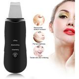 Peeling Ultrasonico Portatil Piel Removedor Facial Nuevo
