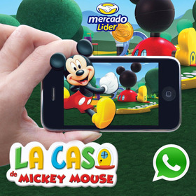fa160542e Invitación Digital Cumpleaños De Mickey Mouse En Video