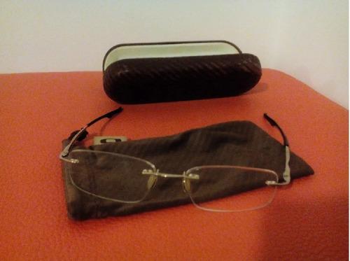 b2c385cac5 Lentes Oakley Originales Tecnologia Titanium