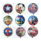 Globos Metalizados Fortnite Dragon Ball Avengers Paw Patrol