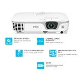 Video Beam Epson Ex3200 Refurbis 6 Meses De Garantia Tienda
