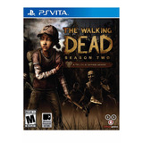 Juego Playstation Ps Vita The Walking Dead Season Two