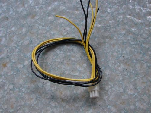 Conector De 6 Pines Con Cables Para Equipo De Mineria