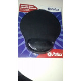 Mouse Pad Gamer Ergonomico Polux Con Apoya Muñeca Nuevo Azul